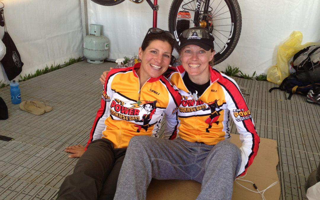 Racing Short and Long with Kim Hurst